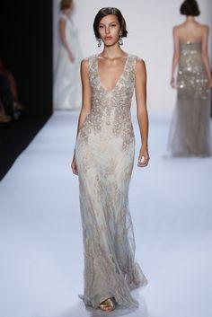 Badgley Mischka RTW Spring 2014 - Slideshow - Runway, Fashion Week, Reviews and Slideshows - WWD.com