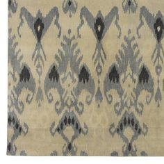 I want this rug for the remodeled bedroom upstairs, but WAY too pricey!  Love this!!