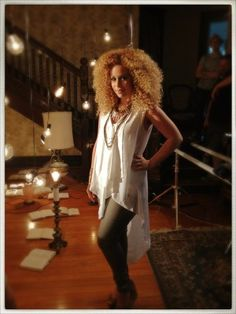 Blanca from Group 1 Crew