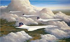 Concorde - awesome foursome