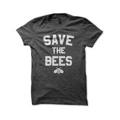 Save The Bees Shirt   Environmental Shirt   Honey Bees Shirt   Bee Keeper Gift   Beekeeper Shirt   Activism Shirt   Climate Change   Bee   One of our many unique and original shirt designs that make a perfect gift for Birthdays, Graduations, Christmas, Anniversary and many more Holidays. Great gift ideas for your Friends and Family.   {Unisex / Mens Sizes} ◆ ◆ ◆ ◆ ◆ ◆ ◆ ◆  ► Small - Chest (Front) 18 - Body (Length) 28 ► Medium - Chest (Front) 20 - Body (Length) 29 ► Large - Chest (Front)...