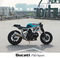 Ducati 750 Sport, απο JvB