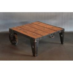 "Idea for coffee table in your family studio. road trip ""Cleveland Art"" Ohio"