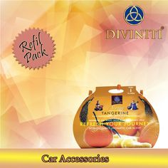 Exclusive Car Aromas that your friends & family will absolutely love! With long lasting fragrances from Diviniti, you will leave a fresh & lasting impression on each & everyone who shares the space with you.
