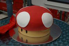 Cute idea for a grooms cake!