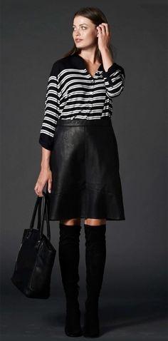 #quiosquepl #quiosque #new #newseason #newcollection #aw1617 #jesien #zima #woman #lady #style #outfit #ootd #feminine #kobieco #womanwear #trends #inspirations #fashion #polishfashion #polishbrand #lookbook2016 #black #white