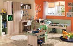 Dětský nábytek, dětský pokoj (sestava) VIVO Office Desk, Corner Desk, Furniture, Home Decor, Corner Table, Desk Office, Decoration Home, Desk, Room Decor