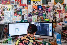 STUDIO MOROSS  Workspace