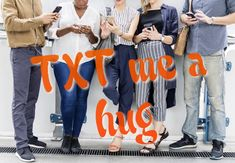 It's time we injected some emotion into our TXTing! Baby Samples, Say Something Nice, Richard Branson, Listening Skills, Books To Buy, Better Life, Hug, Disney Characters, Fictional Characters