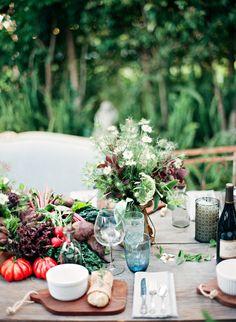flores do jardim | A mesa com charme | Page 11