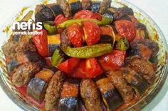 Turkish Recipes, Italian Recipes, Ethnic Recipes, Buffalo Chicken, Breakfast Recipes, Dinner Recipes, Turkish Kitchen, Kebab, Fish And Meat