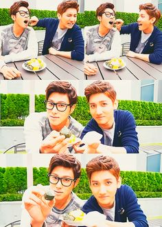 Changmin and Yunho ♡ DBSK / TVXQ. I want to eat them too!!!