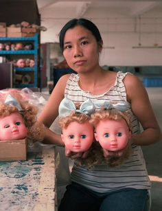 Unsettling Scenes From The Chinese Factories Where Our Toys Come From