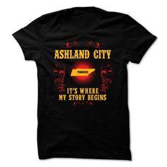 Ashland City - Its where story begin - #tshirt rug #tshirt inspiration. LOWEST PRICE => https://www.sunfrog.com/Names/Ashland-City--Its-where-story-begin.html?68278