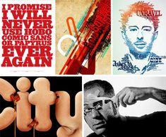 The Art of Words: Creative Typography Artworks