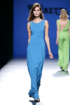 Roberto Torreta - Madrid Fashion Week P/V 2014 #mbfwm