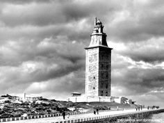 La Torre de Hércules, el faro de los romanos