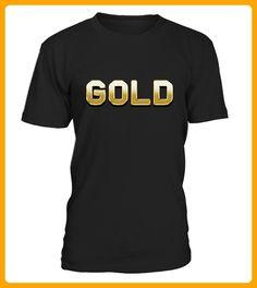 SIND WIR NICHT ALLE EIN BISSCHEN GOLD - Tennis shirts (*Partner-Link)