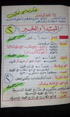 Modern Standard Arabic, Muslim Religion, Learn Arabic Alphabet, Trumeau Mirror, Arabic Poetry, Beautiful Arabic Words, Arabic Language, Learning Arabic, Study Notes