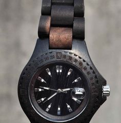 A special gift for your lover. This is Unique , amazing wooden crafts, a beautiful handmade works of art.    This handmade analog wood watch is made