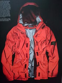 maxkutuzov: Stone Island Reflective Jacket AW'992_'993