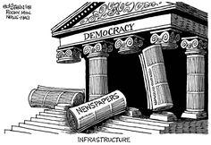 E será que a democracia falhou?