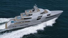 impossible productions ink 78 meter yacht for nedship