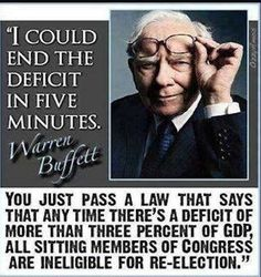 This would definitely work. Too bad it will never happen, since Congress is responsible for making the laws.