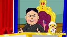 Tobby entrevista Kim Jong-un