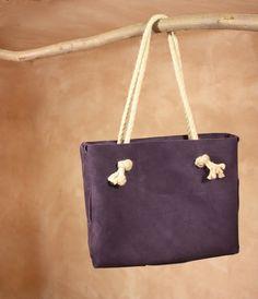 2 in 1 Ledertasche / Handtasche / Umhängetasche / von PureArtDesign