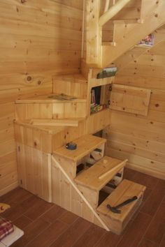 160 SF Shed Cabin in Vermont 006