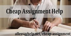#CheapAssignmentHelp By All Essay Help