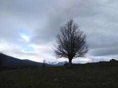 Clouds. Montejo de la Sierra. Madrid