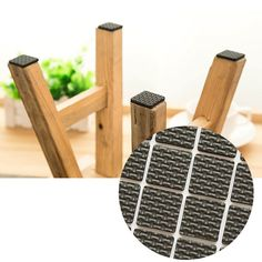 210x300mm Table Leg Pads Protectors Adhesive Furniture Feet Non Slip Rug  Felt Pads Anti Slip Mat #Affiliate | Furniture Parts | Pinterest | Furniture  Legs