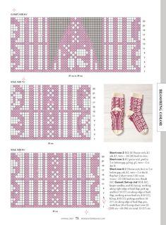 Knitting Charts, Knitting Socks, Knitting Patterns, Crochet Patterns, Sweater Patterns, Fair Isle Chart, Drops Design, Yarn Crafts, Knit Crochet