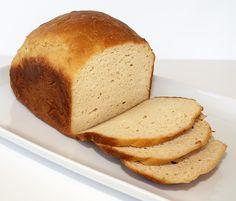 White Bread Frankenloaf / @DJ Foodie / DJFoodie.com