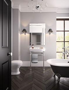 Detox Your Bathroom Boutique Bathroom, Back To Wall Toilets, Bathroom  Goals, Bathroom Ideas