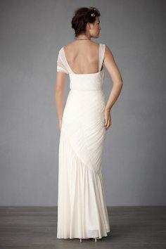 BHLDN wedding gown 2