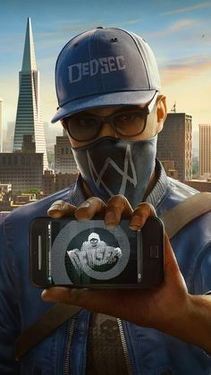 Marcus Holloway / Watch Dogs 2 - Best of Wallpapers for Andriod and ios 4k Gaming Wallpaper, Hacker Wallpaper, Gaming Wallpapers, Wallpapers Android, Cellphone Wallpaper, Screen Wallpaper, Mobile Wallpaper, Watch Dogs 1, Cool Watches For Women