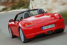Typ 987 Boxster S - Facelift (2009 - 2012)