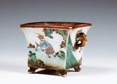 Famous bonsai pot from Arita / Imari