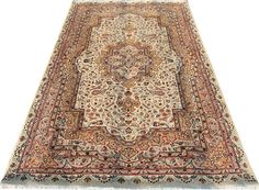 Among the finest handmade oriental rugs ever made, Isfahan rugs are the summum of the Persian carpet. In an enchanted city, renowned for its taste and finesse, these carpets are of great delicacy and utmost intricacy.  http://www.alrug.com/4515