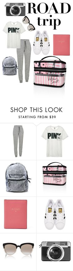 """""""Senza titolo #392"""" by av-23 ❤ liked on Polyvore featuring Icebreaker, Victoria's Secret, FOSSIL, adidas Originals, Christian Dior, Casetify and roadtrip"""