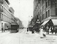 1911 Fayette and Salina Streets