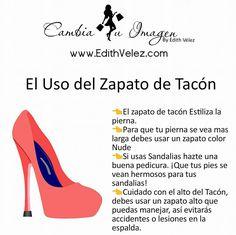 El Uso del Zapato de Tacón