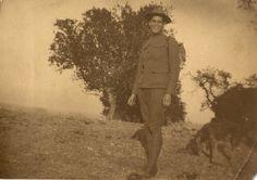 Photograph album #1 - page 26 - circa 1918