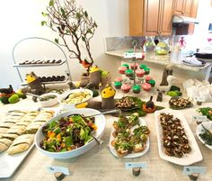 A few of us threw a woodland critters baby shower for Traci  this past Saturday. Everything turned out great and we all had a blast! I had t...