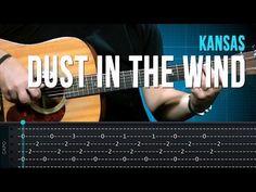 Kansas - Dust In The Wind - Aula de Violão - TV Cifras
