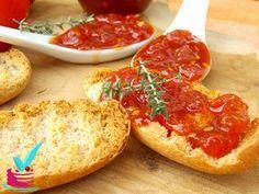 ΠΙΚΑΝΤΙΚΗ ΜΑΡΜΕΛΑΔΑ ΝΤΟΜΑΤΑΣ - Νόστιμες συνταγές της Γωγώς!