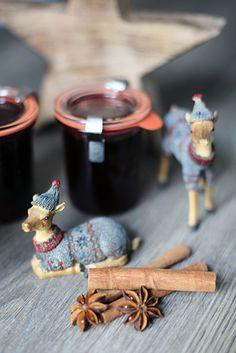 Geschenke aus der Küche Pt. II: Glühwein-Gelee